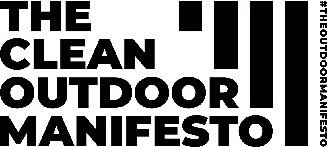 The Clean Outdoor MANIFESTO